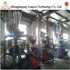 Plastic PE PVC Pulverizer Low Calcium Powder Pulverizer 400kg/H (SKD-II blades)