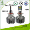 High Quality 45W 4500lm Philips LED Headlight