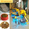 Dry Type Fish Pellet Extruder Machine Various Model and Shape Pet Food Processing