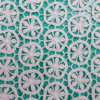 Cotton Fashion Home Textile Lace Fabric (L5110)