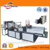 T-Shirt Bag Making Machine Four Line Cold Cutting Machine
