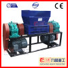 Wood Recycling Machine with Double Shaft Shredder