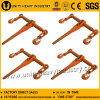 Chain Fastener Forged Handle Standard Ratchet Type Load Binder