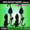 Adjustable Rope Ratchet Heavy Duty Hanger