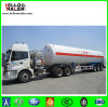 Liquified Natural Gas Transport LNG Tanker Semi Trailer