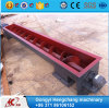 Sealing Strong Charcoal Powder Screw Conveyor Plant