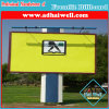 320GSM (9oz) 200d*300d 18*12 PVC Flex Billboard