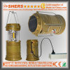 3W COB LED Solar Camping Lantern with LED Torch (SH-1995B)