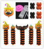 Halloween/Holiday/Wedding Decoration Stand Column and Plastic Base to Fix Pumpkin Balloon