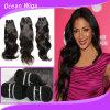 100% Human Virgin Indian Hair Extension 8A Virgin Hair Natural Wave Remy Hair Wholesale