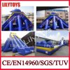 2016 Plato PVC Material Giant Inflatable Hippo Slide Inflatable Hippo Slide Hippo Inflatable Water Slide for Adult
