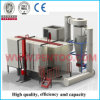 Automatic Powder Coating Booth in Powder Coating Line