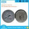 2.5inch 63mm 4 Kpa Low Pressure Bellows Pressure Gauge