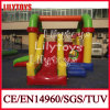 2015 New PVC Colorful Jumper Combo Slide Inflatable Bounce House (J-BC-015)