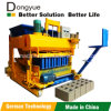Qtm6-25 Dongyue Egg Laying Cement Hollow Concrete Block Machine for Sale