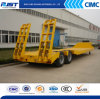 2 Axle Low Bed Semi Trailer/Flated Board