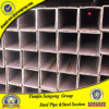 Black Welded Hollow Section Rectangular Tube ERW Ms Square Pipe