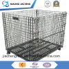 Collapsible Galvanized Wire Mesh Cage