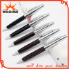 Quality Promotional Gift Metal Leather Ball Pen (BP0036)