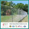 High Security Galvanized Chain Link Fence/ PVC Coated Garden Fence