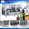 3in1 Monobloc Rinsing Filling Capping Machine for Glass Wine
