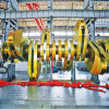 Large Crankshaft, Heavy Casted Crankshaft, Super Forged Crankshaft for Marine