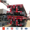 China 40FT Flat Bed Trailer for Sale to Africa