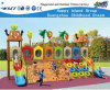 Wooden Playsets Amusement Park Outdoor Playground for Kids Wooden Role Play Hf-17302