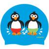 Waterproof Cute Kids Cartoon Animal Printed Silicone Swimming Cap (Flying-2014032103)