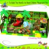 Kids Plastic Indoor Soft Playground Equipment with TUV-GS Approval