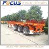 Skeleton/Skeletal Truck Tractor Semi Trailer with BPW/Fuwa Axles