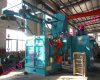 Q378 Hanger Shot Peening Blast Cleaning Machine
