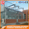 China Agriculture Vegetable/ Garden Toughened Glass Greenhouse