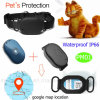 IP66 Mini GPS Tracker with Geo-Fence for Pets/Personal Pm01