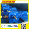 S Solid Input Shaft Helical Worm Gear Speed Reducer
