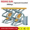 Inground Scissor Design Hydraulic Auto Lift for Garage