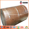 Ae-302 Polyester Wood Color Coated Coil