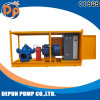 Horizontal Large Flow Double Suction Split Case Water Pump with Control Cabinet
