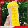 New Fashion Design Plastic Storage Bottle with Pill Box