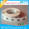 Ntag213 Chip NFC Label/NFC Sticker/ NFC Tag with Logo Printing