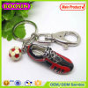 2016 World Cup Theme! 3D Enamel Sneaker No Lead Metal Keychain Wholesale