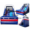 Bouncy Inflatable Dry Slide for Amusement Park