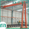 China Supplier Bmh Type Semi Gantry Crane with Single Girder