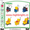 Hotel Household Cleaning Cart with Wringer System