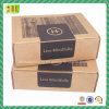 Brown Corrugated Shipping Box with Printed Logo