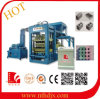 Hydraulic Pressure Concrete Paver Hollow Block Machine