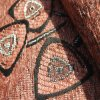 Chenille Coating Upholstery Fabric (FTH31186)