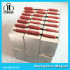 Zinc Coating Strong Powerful Block Bar Neodymium Magnet