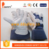 Ddsafety 2017 Rubberized Leahter Gloves