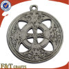 2015 New Product Commemorative Custom Engraved Antique Metal Medal